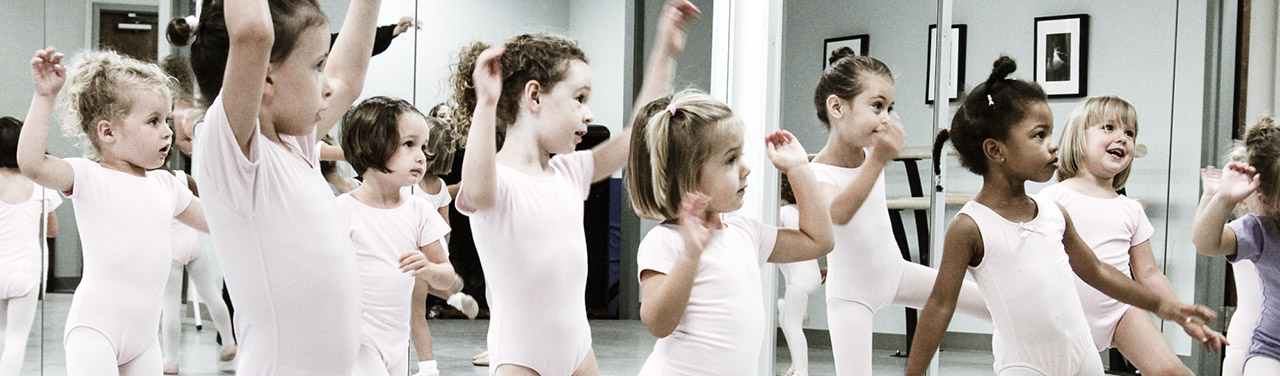 Ballet dance classes for children of all ages and abilities in south birmingham