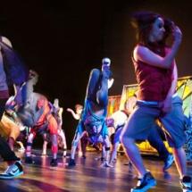 Street dance comps