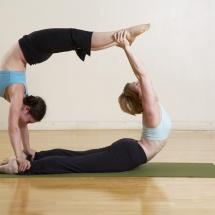 Acro dance flexibility