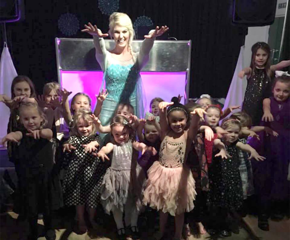 BDS Dance Studios Christmas party 2016