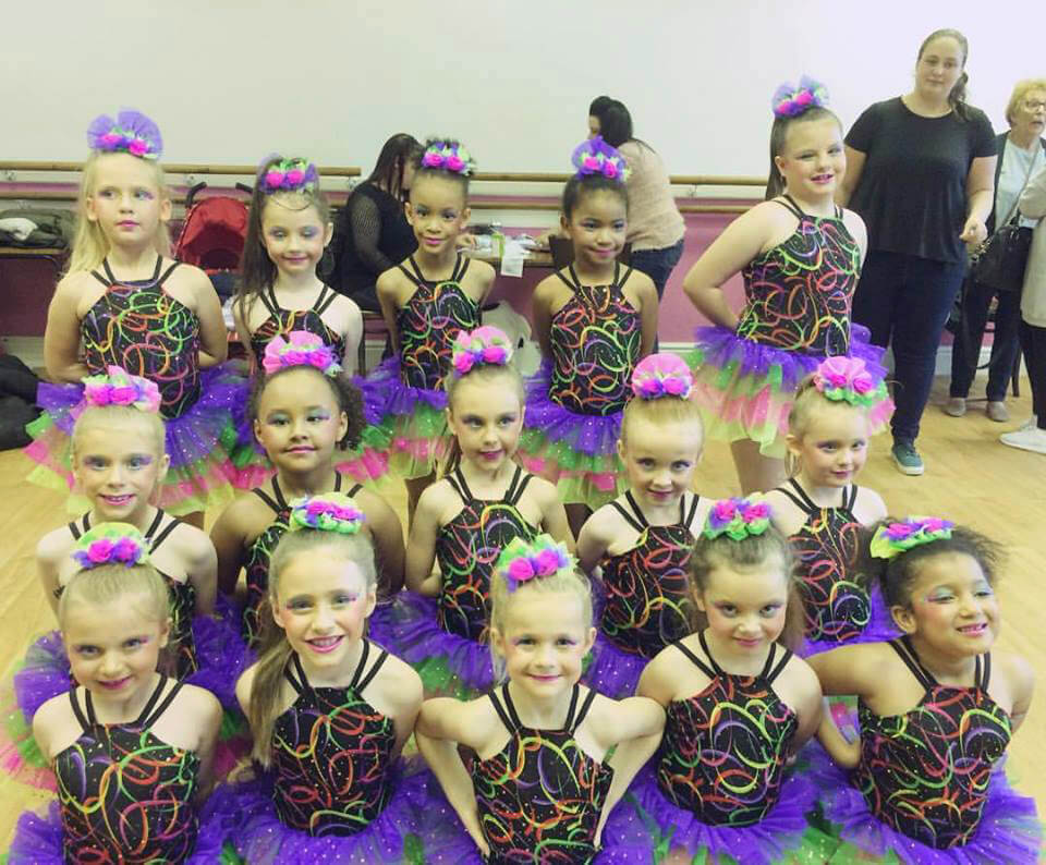 Moseley Dance Competition Nov'16